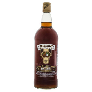 Belmont Estate Gold Coconut Spirit (Rum Basis) 40% 1,0l