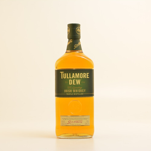 Tullamore Dew Irish Whiskey 40% 0,7l
