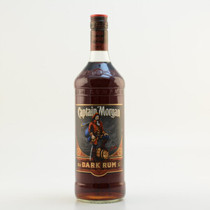 Captain Morgan Black Label 40% 1,0l