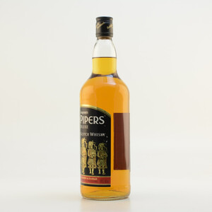 Seagrams 100 Pipers Deluxe Scotch Whisky 40% 1,0l