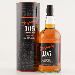 Glenfarclas 105 Single Malt Cask Strength 60% 1,0l