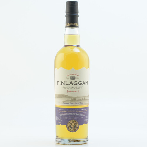 Finlaggan Orginal Peaty Islay Whisky 40% 0,7l