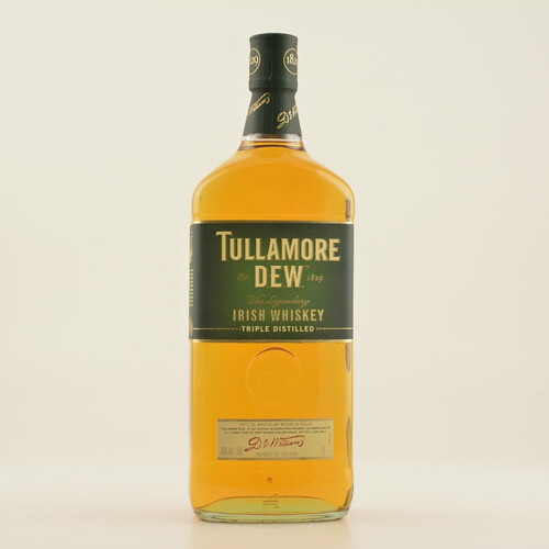 Tullamore Dew Irish Whiskey 40% 1,0l