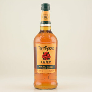 Four Roses Kentucky Straight Bourbon Whiskey 40% 1,0l