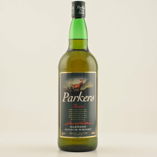 Parkers Finest Scotch Whisky 40% 1,0l