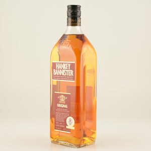 Hankey Bannister Scotch Whisky 40% 1,0l