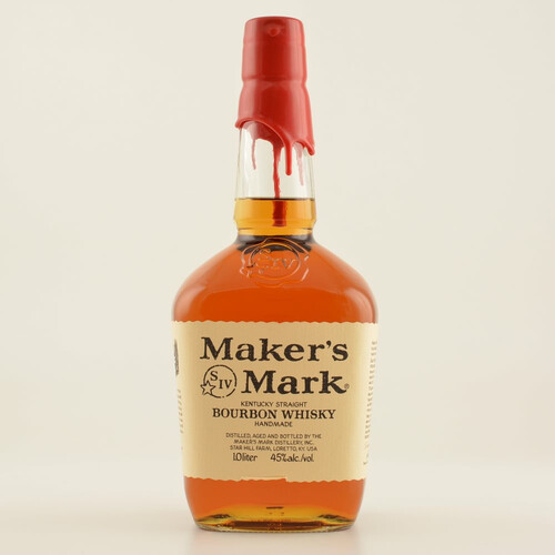 Makers Mark Red Seal Bourbon Whisky 45% 1,0l