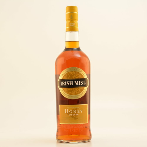 Irish Mist Whiskeylikör 35% 1,0l