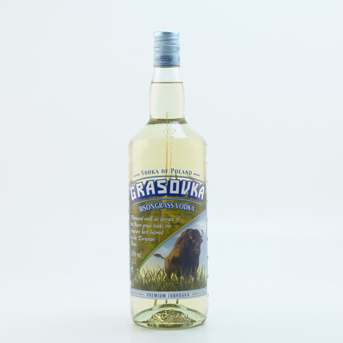 Grasovka Bison Vodka 40% 1,0l