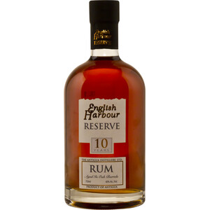 English Harbour Rum Reserve 10 Jahre 40% 0,7l