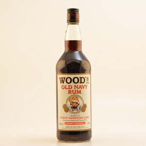 Woods Old Navy Rum 57% 1,0l