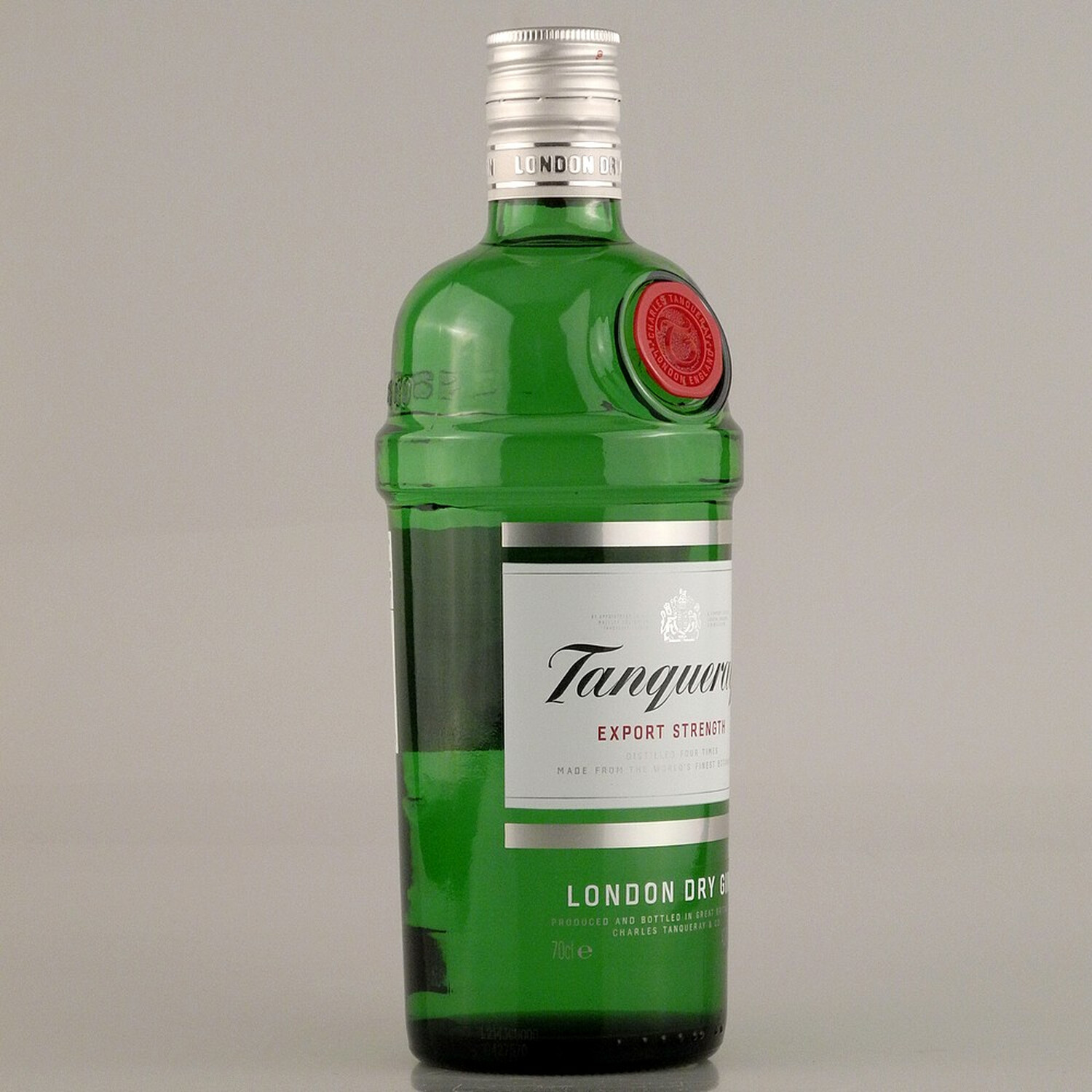 Tanqueray Gin Export London Dry 43,1% 0,7l