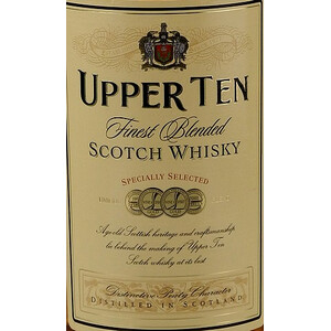 Upper Ten Whisky 1,0l 40%