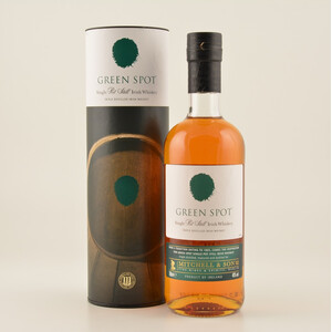 Green Spot Irish Whiskey 40% 0,7l