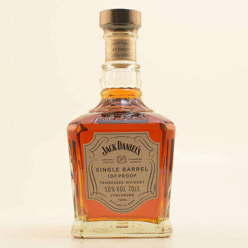 Jack Daniels Single Barrel 50% 0,7l