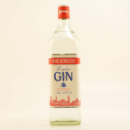 Marlborough Gin 37,5% 1,0l