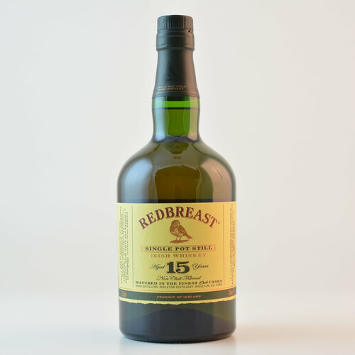 Redbreast 15 Jahre Irish Whiskey 46% 0,7l