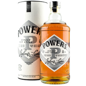 Powers Lane Release 12 Jahre Irish Whiskey 46% 0,7l