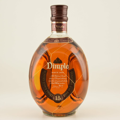 Dimple 15 Jahre Whisky 43% 1,0l
