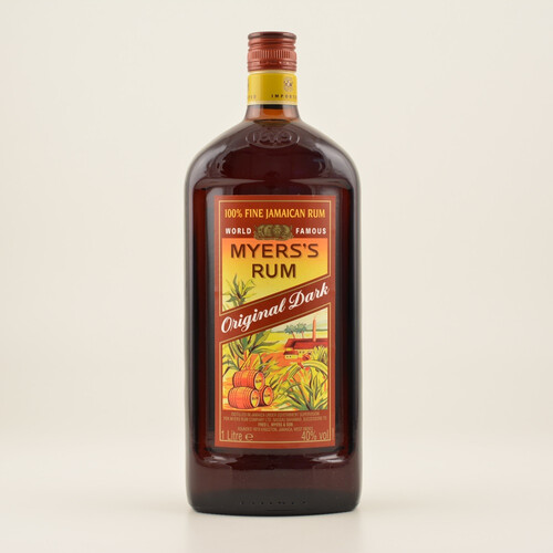 Myers Rum Original Dark 40% 1,0l