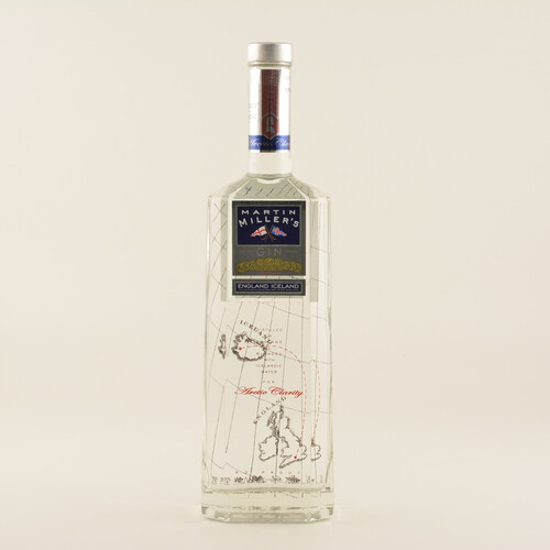 Martin Millers Dry Gin 40% 0,7l