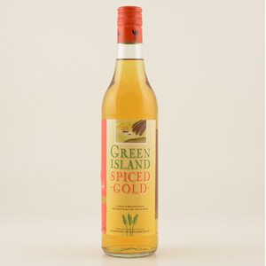 Green Island Spiced Gold (Rum-Basis) 37,5% 0,7l