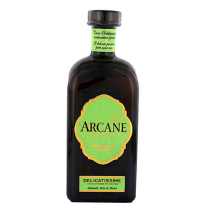 Arcane Delicatissime Grand Gold Rum 41% 0,7l