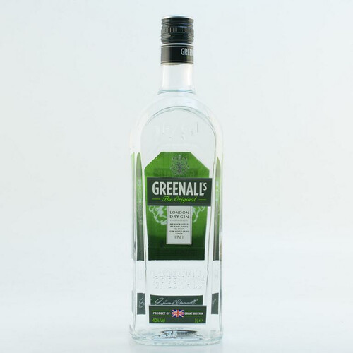 Greenalls London Dry Gin 40% 1,0l