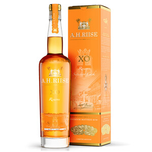 A.H. Riise XO Reserve Rum 40% 0,7l