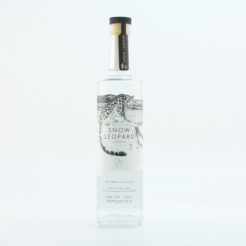 Snow Leopard Vodka 1,0l 40%