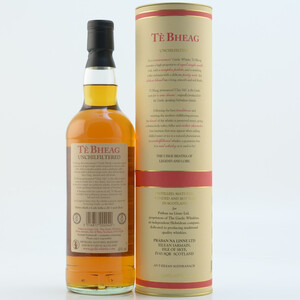 Te Bheag Unchillfiltered Whisky 40% 0,7l