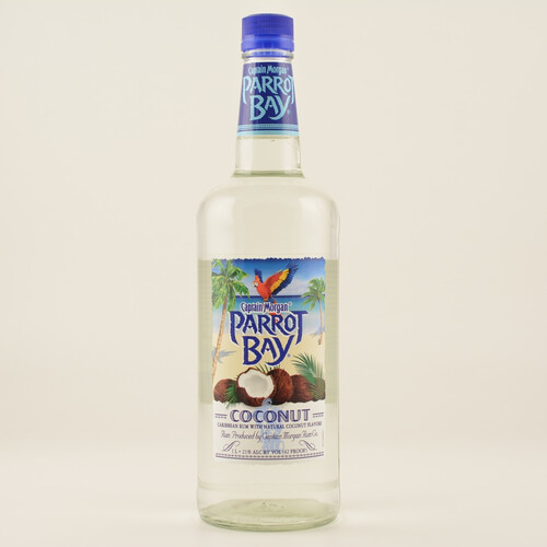 Captain Morgan Parrot Bay Coconut (Rum Basis) 21% 1,0l