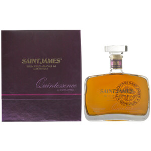 Saint James Rhum XO Quintessence 43% 0,7l