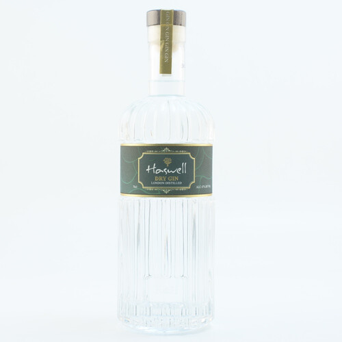 Haswell London Dry Gin 47% 0,7l
