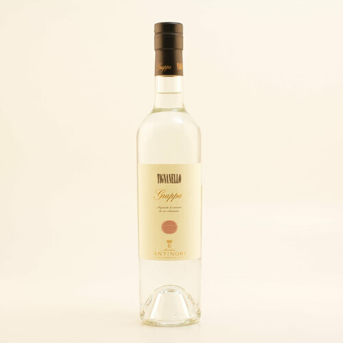 Grappa Tignanello 42% 0,5l