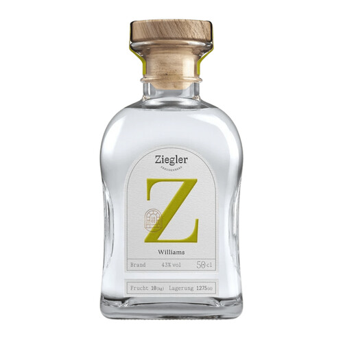 Ziegler Williams Edelbrand 43% 0,7l