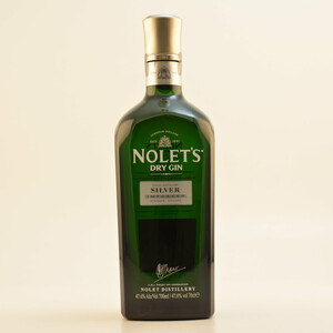 Nolets Dry Gin Silver 47,6% 0,7l