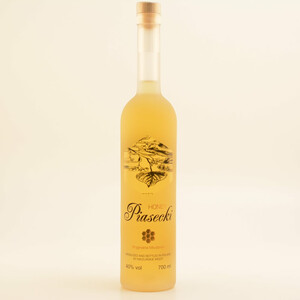 Piasecki Vodka Honey Honig 0,7l 40%