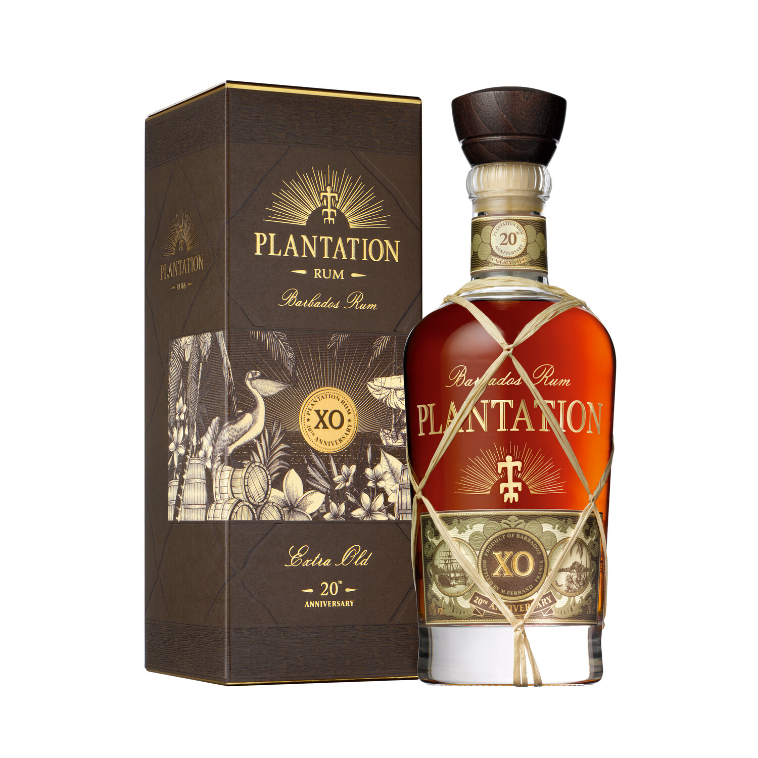 PLANTATION RUM, Guatemala XO, Single Cask Collection