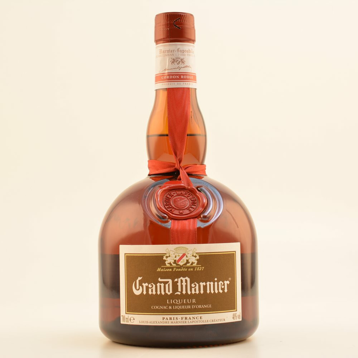 Grand Marnier Cordon Rouge (rot) 40% 0,7l