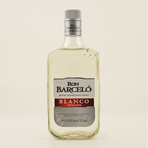 Ron Barcelo Blanco Rum 37,5% 0,7l