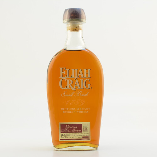 Elijah Craig Small Batch Bourbon Whiskey 47% 0,7L