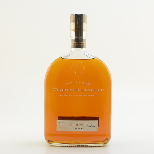 Woodford Reserve Distillers Select Bourbon Whiskey 43,2% 1,0l
