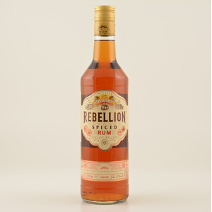 Rebellion Spiced (Rum-Basis) 37,5% 0,7l