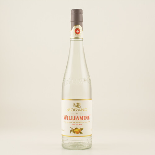 Morand Williamine Birnenbrand 43% 0,7l