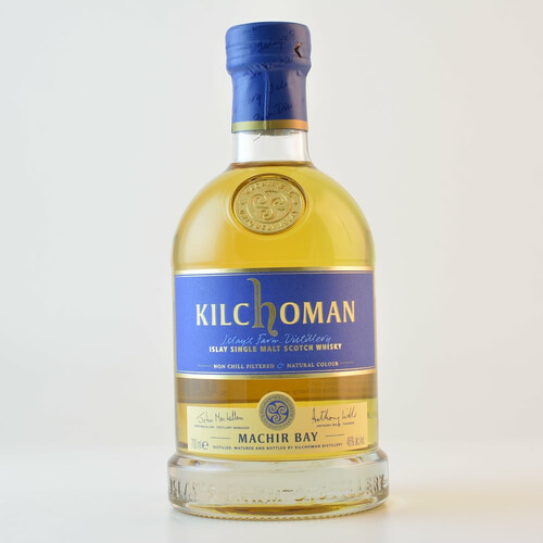 Kilchoman Machir Bay Islay Whisky 46% 0,7l