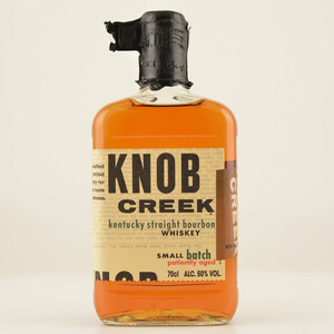 Knob Creek Premium Bourbon Whiskey 50% 0,7l