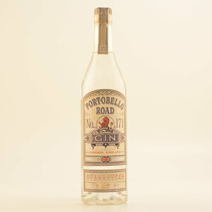 Portobello Road No. 171 London Dry Gin 42% 0,7l