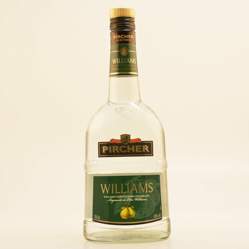 Pircher Williams Birnenbrand 40% 0,7l