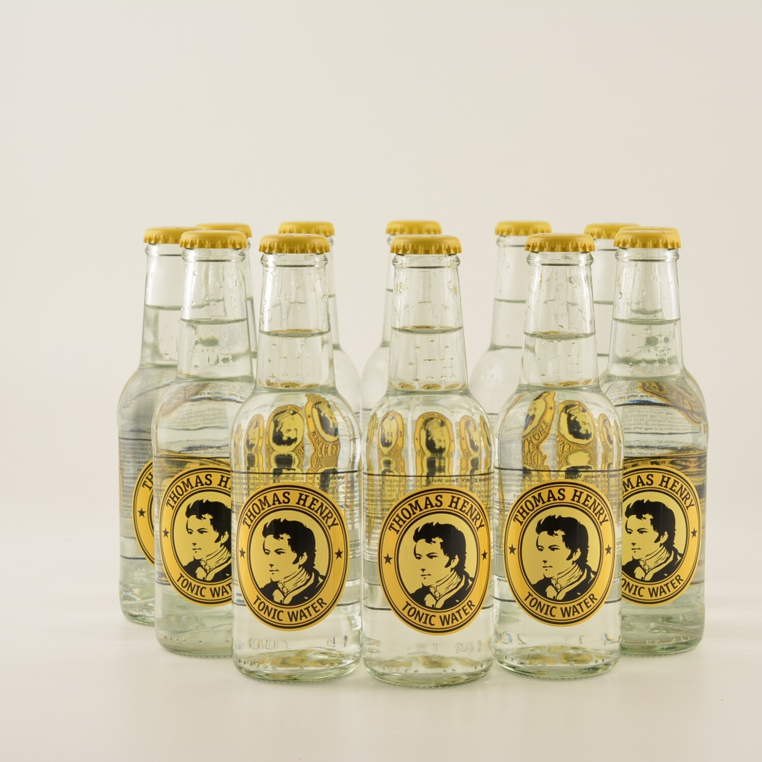 Thomas Henry Tonic Water 12er Pack 12x0,2l, 13,90 €
